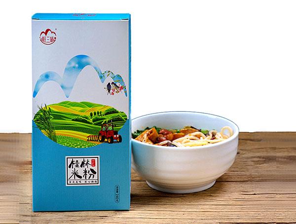 水煮桂林米粉