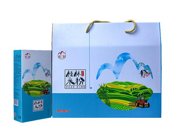 水煮礼盒桂林米粉