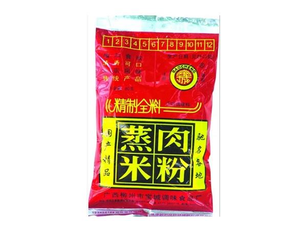 广西蒸肉米粉