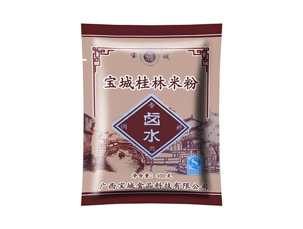 桂林米粉卤水